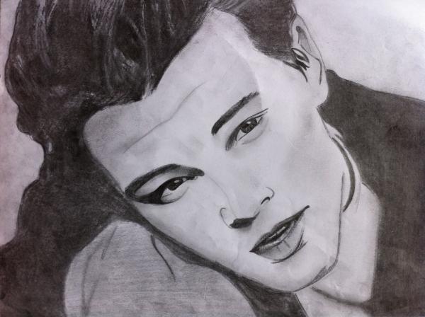Leonardo DiCaprio by Jo-drawing